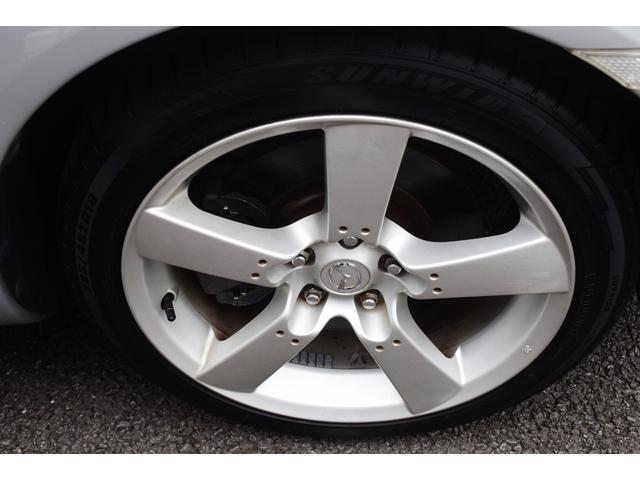 タイプS マツダスピードマフラー 6速マニュアル HID 225/45/18 18インチアルミホイール オートエアコン 圧縮測定済み ABS BOSE 禁煙車 ETC 電動格納ドアミラー ステアリングリモコン(31枚目)