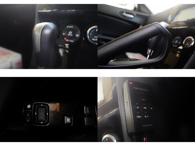 タイプE ワンオーナー ナビ 地上デジタルテレビ Bluetooth ETC 圧縮測定済み ドライブレコーダー ブラックレザーシート シートヒーター アクティブマチック6速AT アドバンストキーレスエントリー(18枚目)