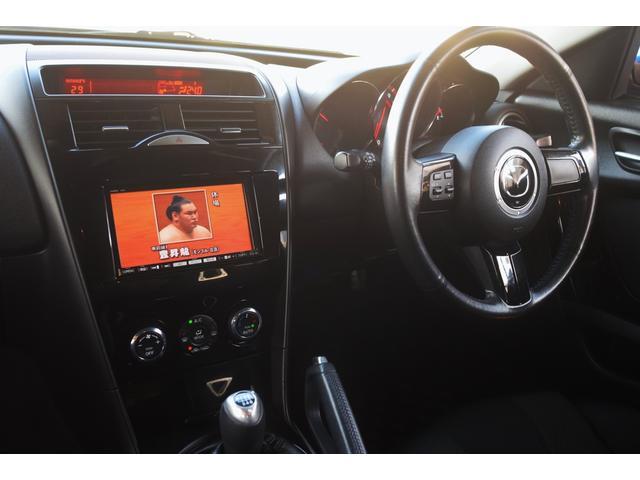 タイプS ワンオーナー ナビ 地上デジタルTV DVD Bluetooth ETC 圧縮測定済み 18インチホイール 225/45/18 6速マニュアル オートライト&ワイパー アドバンストキーレスエントリー(2枚目)