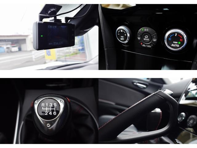 タイプRS パナソニックナビ 地上デジタルTV DVDビデオ Bluetooth ETC 19インチアルミホイール ハーフレザーレカロシート 禁煙車 圧縮測定済み ビルシュタインダンパー アドバンストキー HID(15枚目)