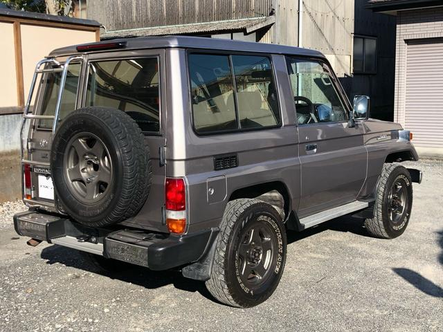 「トヨタ」「ランドクルーザー70」「SUV・クロカン」「静岡県」の中古車7