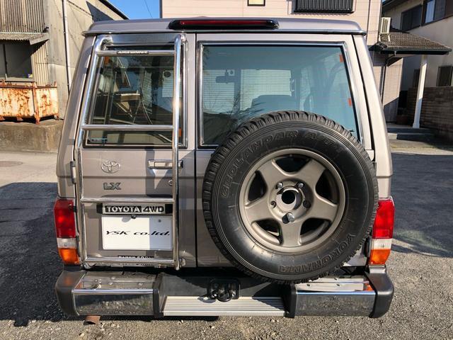 「トヨタ」「ランドクルーザー70」「SUV・クロカン」「静岡県」の中古車9