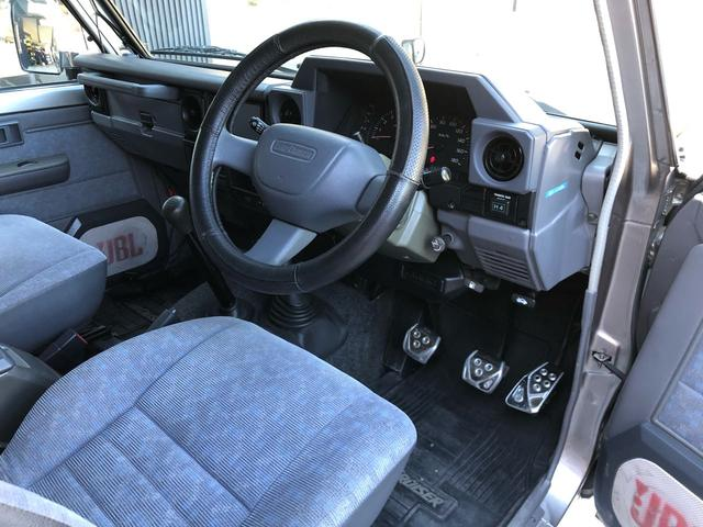 「トヨタ」「ランドクルーザー70」「SUV・クロカン」「静岡県」の中古車11