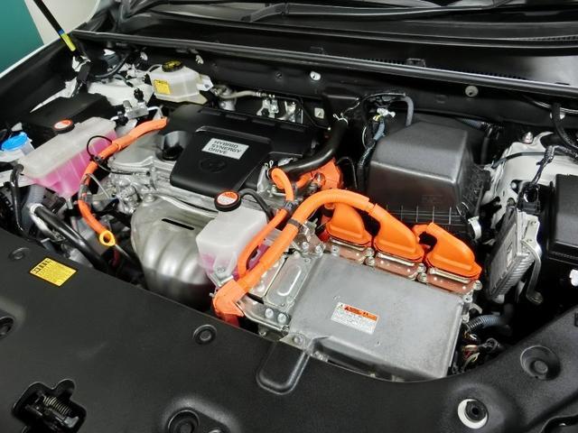 「トヨタ」「ハリアーハイブリッド」「SUV・クロカン」「静岡県」の中古車4