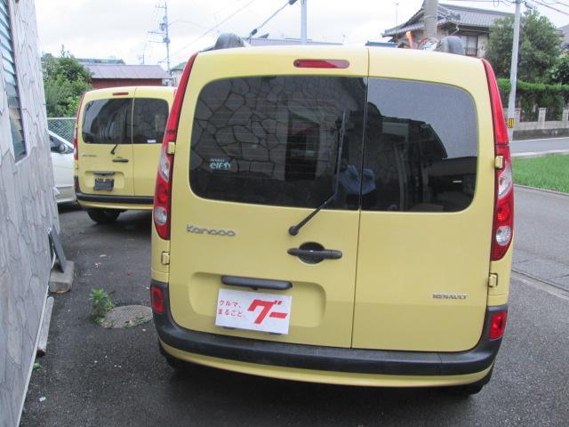 「ルノー」「カングー」「ミニバン・ワンボックス」「静岡県」の中古車23