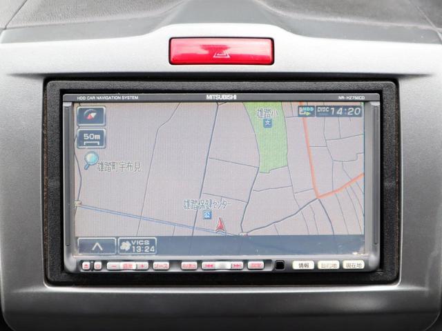 G ジャストセレクション HDDナビ フルセグ 禁煙車 パワースライドドア 1年保証付き CD/DVD視聴可 3列シート オートライト HIDヘッドライト オートエアコン ETC(18枚目)