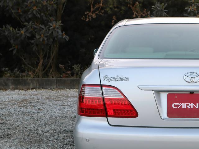 ロイヤルサルーン HDDナビ パワーシート バックカメラ スマートキー 禁煙車 1年保証付き プッシュスタート Bluetooth HIDヘッドライト ETC 純正アルミホイール オートエアコン オートライト(15枚目)
