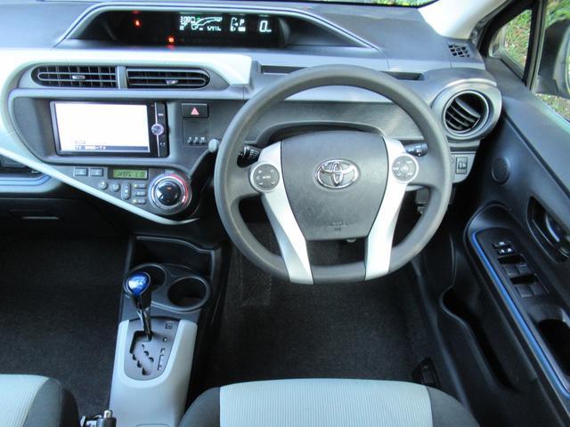 「トヨタ」「アクア」「コンパクトカー」「静岡県」の中古車63