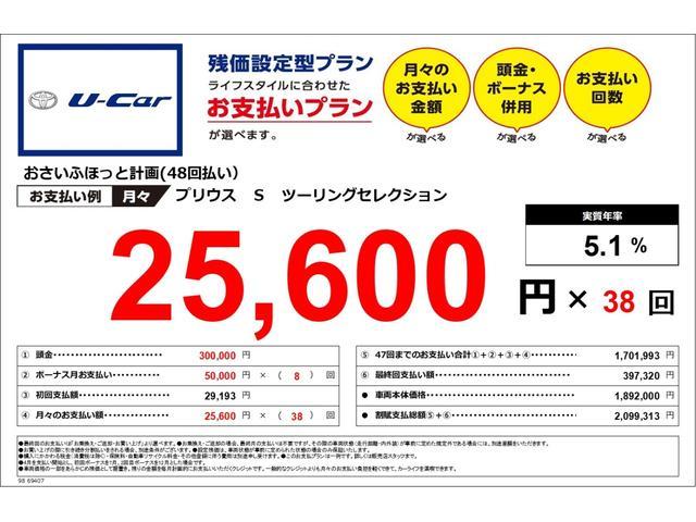 Sツーリングセレクション トヨタセーフティーセンス装着車(3枚目)