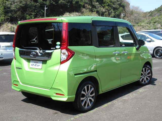 「トヨタ」「ルーミー」「ミニバン・ワンボックス」「静岡県」の中古車9