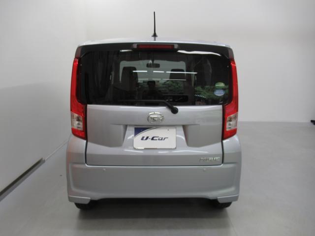 X SA スマートアシスト・アイドリングストップ機能・純正アルミホイール・スマートキー・CDチューナー装着車(7枚目)