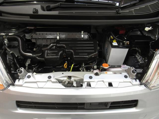 X SA スマートアシスト・アイドリングストップ機能・純正アルミホイール・スマートキー・CDチューナー装着車(10枚目)