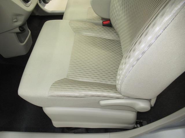 X SA スマートアシスト・アイドリングストップ機能・純正アルミホイール・スマートキー・CDチューナー装着車(21枚目)