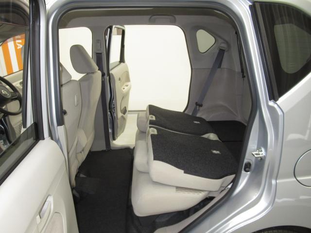 X SA スマートアシスト・アイドリングストップ機能・純正アルミホイール・スマートキー・CDチューナー装着車(31枚目)