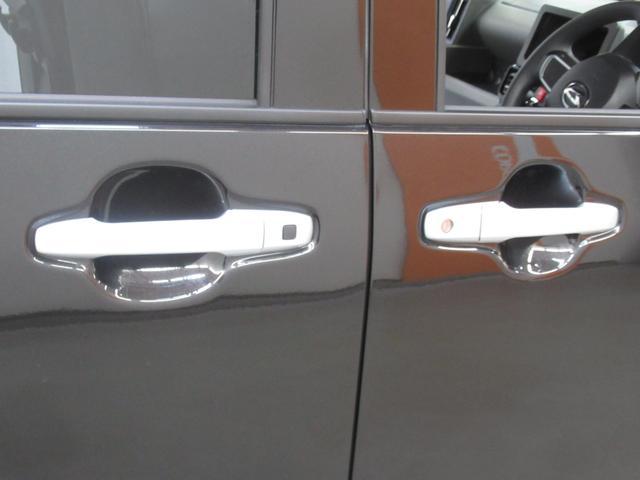 カスタムX ハーフレザー 安全装備 衝突被害軽減システム 横滑り防止機能 ABS エアバッグ 盗難防止装置 アイドリングストップ スマートキー キーレス フル装備 両側電動スライド LEDヘッドランプ フルエアロ(22枚目)