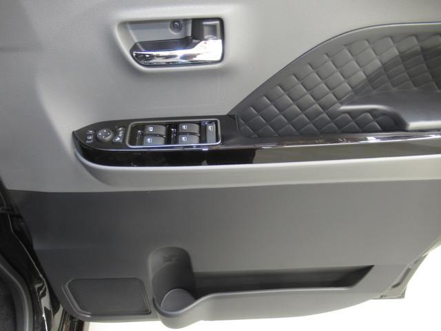 カスタムX ハーフレザー 安全装備 衝突被害軽減システム 横滑り防止機能 ABS エアバッグ 盗難防止装置 アイドリングストップ スマートキー キーレス フル装備 両側電動スライド LEDヘッドランプ フルエアロ(26枚目)