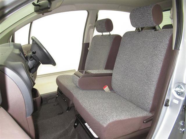 X クツロギ ワンオーナー ABS エアバッグ 盗難防止装置 CD スマートキー キーレス フル装備 オートマ ベンチシート(8枚目)