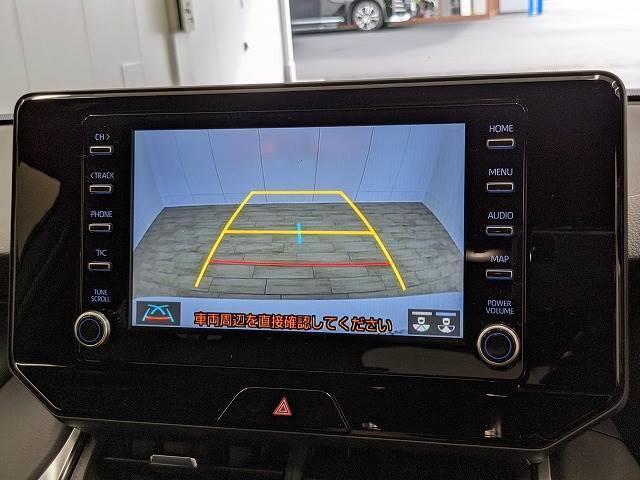 G ディスプレイオーディオ LEDヘッドライト パワーシート ハーフレザーシート デジタルインナーミラー レーダークルーズ 電動リアゲート ブルートゥース 新車未登録(4枚目)