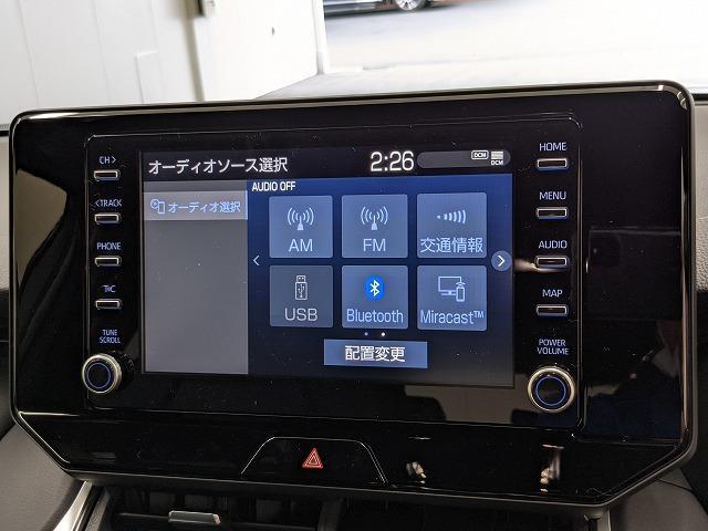 G ディスプレイオーディオ LEDヘッドライト パワーシート ハーフレザーシート デジタルインナーミラー レーダークルーズ 電動リアゲート ブルートゥース 新車未登録(32枚目)