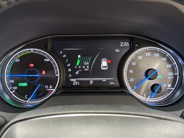 G ディスプレイオーディオ LEDヘッドライト パワーシート ハーフレザーシート デジタルインナーミラー レーダークルーズ 電動リアゲート ブルートゥース 新車未登録(38枚目)