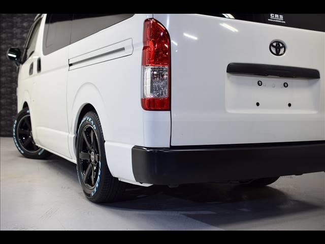 ハイエース・キャラバン専門店のCRSが自信を持っておすすめする車両です。www.crs9000.com☆06-6852-9000☆