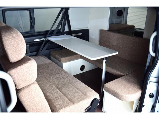 GL 8ナンバー キャンピング車 5名乗車(15枚目)