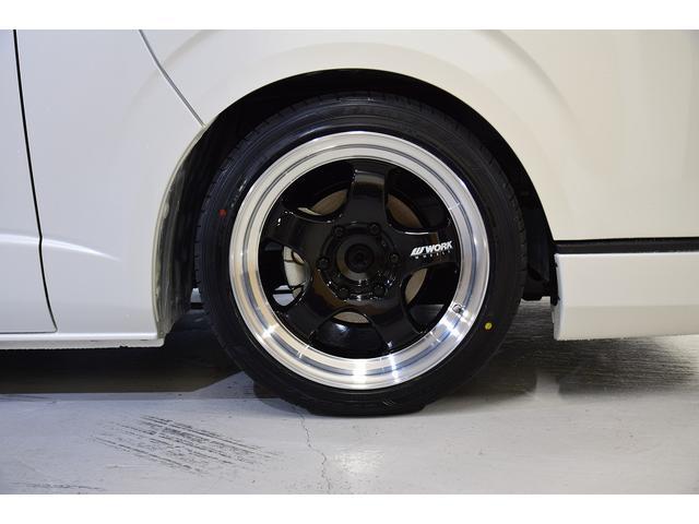 S-GLダークプライムII ワークホイールコンプリートカー(18枚目)