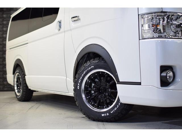 4WD CRSカスタム オバフェン ナビ ETC 16AW(21枚目)