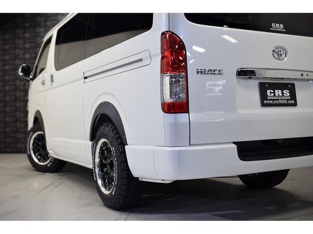 4WD CRSカスタム オバフェン ナビ ETC 16AW(23枚目)