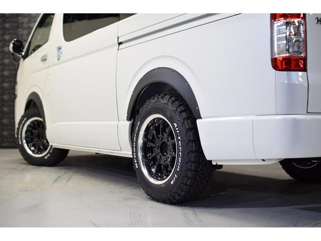 4WD CRSカスタム オバフェン ナビ ETC 16AW(24枚目)