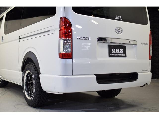 4WD CRSカスタム オバフェン ナビ ETC 16AW(25枚目)