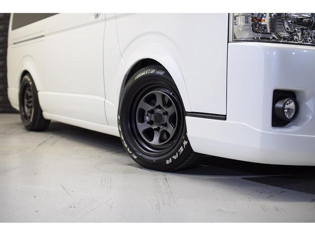 スーパーGL ダークプライムII 自社ユーザー様買取車・ワンオーナー・禁煙車・CRSユーズドコンプリート・EL17インチAW・F/S/Rスポイラー・LEDヘッドライト・防眩ミラー・両側パワースライド・ホワイトパールクリスタルシャイン(7枚目)