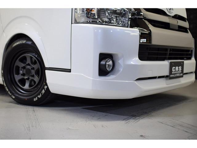 スーパーGL ダークプライムII 自社ユーザー様買取車・ワンオーナー・禁煙車・CRSユーズドコンプリート・EL17インチAW・F/S/Rスポイラー・LEDヘッドライト・防眩ミラー・両側パワースライド・ホワイトパールクリスタルシャイン(8枚目)