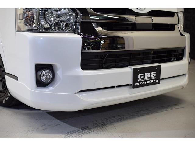 スーパーGL ダークプライムII 自社ユーザー様買取車・ワンオーナー・禁煙車・CRSユーズドコンプリート・EL17インチAW・F/S/Rスポイラー・LEDヘッドライト・防眩ミラー・両側パワースライド・ホワイトパールクリスタルシャイン(9枚目)