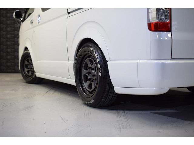 スーパーGL ダークプライムII 自社ユーザー様買取車・ワンオーナー・禁煙車・CRSユーズドコンプリート・EL17インチAW・F/S/Rスポイラー・LEDヘッドライト・防眩ミラー・両側パワースライド・ホワイトパールクリスタルシャイン(16枚目)