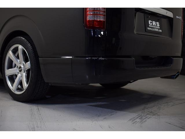 ロングスーパーGL ・CRSユーズドコンプリートカー入庫・ESSEX18インチAW・フロントリップスポイラー・純正OPナビ・アルパイン後席モニター・ESSEXシートカバー・LEDテールランプ・HIDヘッドライト(15枚目)