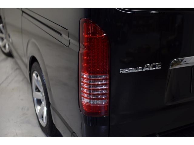 ロングスーパーGL ・CRSユーズドコンプリートカー入庫・ESSEX18インチAW・フロントリップスポイラー・純正OPナビ・アルパイン後席モニター・ESSEXシートカバー・LEDテールランプ・HIDヘッドライト(16枚目)