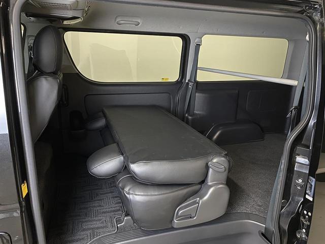 ロングスーパーGL ・CRSユーズドコンプリートカー入庫・ESSEX18インチAW・フロントリップスポイラー・純正OPナビ・アルパイン後席モニター・ESSEXシートカバー・LEDテールランプ・HIDヘッドライト(30枚目)