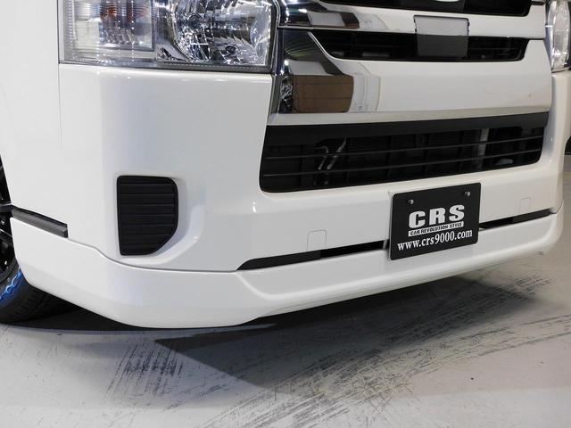 ロングDX GLパッケージ FリップスポイラーVer4・ファブレスヴァローネ16インチAW・ローダウン・シートカバー・ケンウッドSDナビゲーション・ETC・TSS・モデリスタLEDカーゴライト(8枚目)