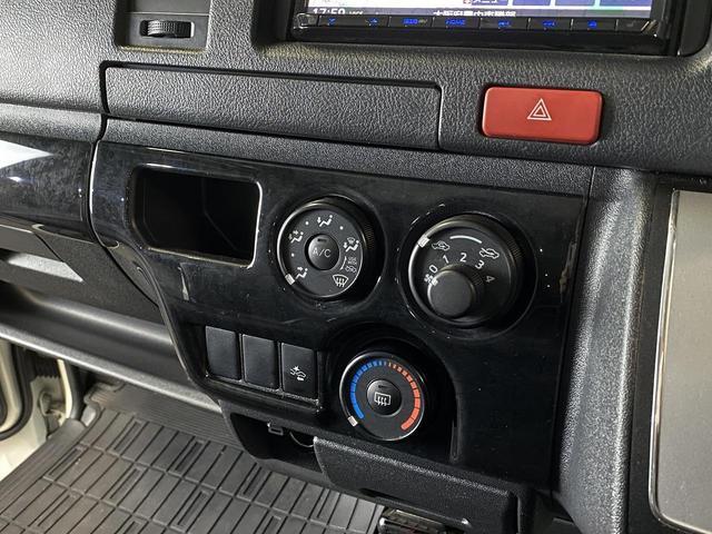 ロングDX GLパッケージ FリップスポイラーVer4・ファブレスヴァローネ16インチAW・ローダウン・シートカバー・ケンウッドSDナビゲーション・ETC・TSS・モデリスタLEDカーゴライト(21枚目)