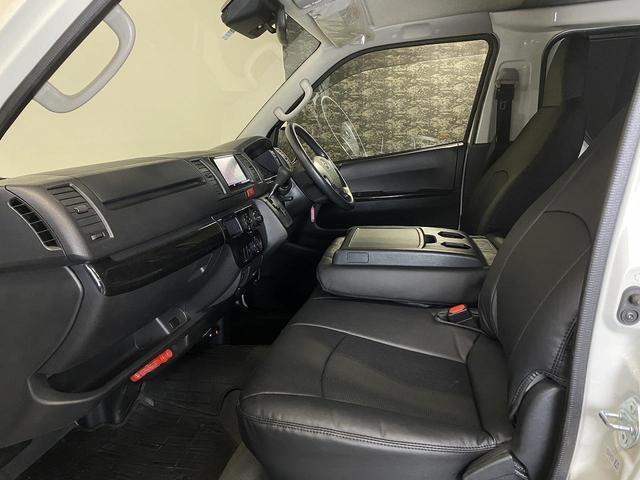 ロングDX GLパッケージ FリップスポイラーVer4・ファブレスヴァローネ16インチAW・ローダウン・シートカバー・ケンウッドSDナビゲーション・ETC・TSS・モデリスタLEDカーゴライト(27枚目)