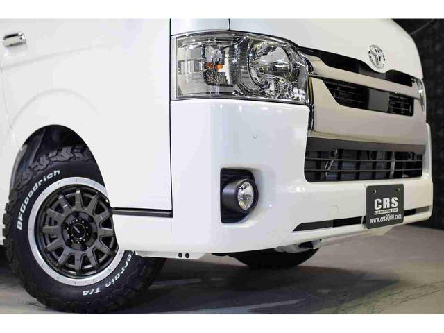 ■新車!ハイエース・キャラバン専門店のCRSが自信を持っておすすめするコンプリート車両です。www.crs9000.com☆06-6852-9000☆
