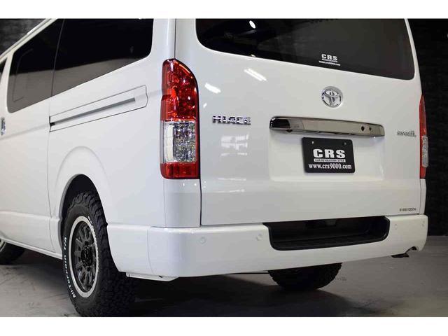 ■新車 ハイエース・キャラバン専門店のCRSが自信を持っておすすめするコンプリート車両です。※メーカーオプションは別途費用が掛かります。www.crs9000.com