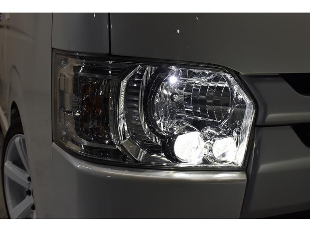 ロングスーパーGL 自社ユーズドコンプリート車・ESSEX18インチAW・Fリップスポイラー・アルパインビックX9インチ・バックカメラ・ETC・ドライブレコーダー・LEDヘッドライト・プッシュスタート・スマートキー(11枚目)