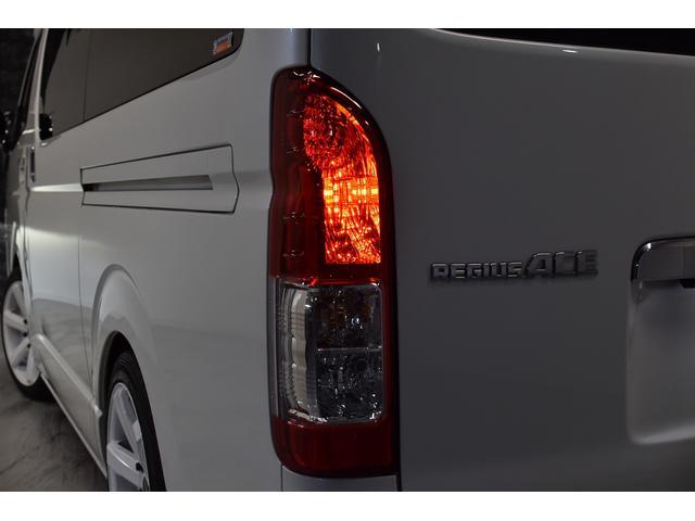 ロングスーパーGL 自社ユーズドコンプリート車・ESSEX18インチAW・Fリップスポイラー・アルパインビックX9インチ・バックカメラ・ETC・ドライブレコーダー・LEDヘッドライト・プッシュスタート・スマートキー(22枚目)