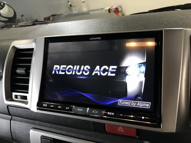 ロングスーパーGL 自社ユーズドコンプリート車・ESSEX18インチAW・Fリップスポイラー・アルパインビックX9インチ・バックカメラ・ETC・ドライブレコーダー・LEDヘッドライト・プッシュスタート・スマートキー(29枚目)