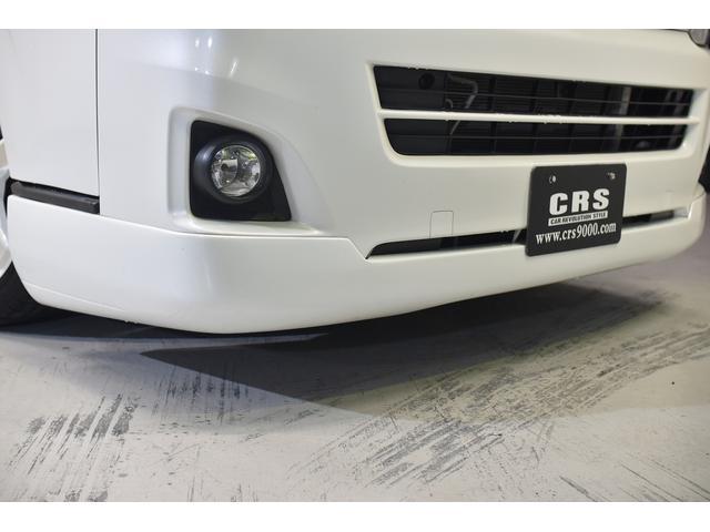 ロングスーパーGL 自社ユーザー買取車・ES18インチAW・フロントリップッスポイラー・リアスムージングバンパー・シートカバー・ケンウッドSDナビゲーション・HIDヘッドライト・ホワイトパール・AC100V電源(8枚目)