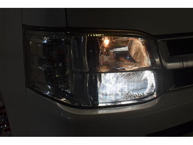 ロングスーパーGL 自社ユーザー買取車・ES18インチAW・フロントリップッスポイラー・リアスムージングバンパー・シートカバー・ケンウッドSDナビゲーション・HIDヘッドライト・ホワイトパール・AC100V電源(11枚目)