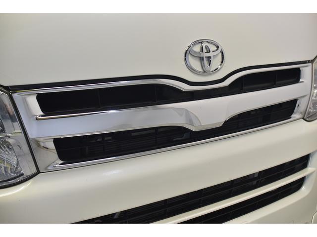 ロングスーパーGL 自社ユーザー買取車・ES18インチAW・フロントリップッスポイラー・リアスムージングバンパー・シートカバー・ケンウッドSDナビゲーション・HIDヘッドライト・ホワイトパール・AC100V電源(13枚目)