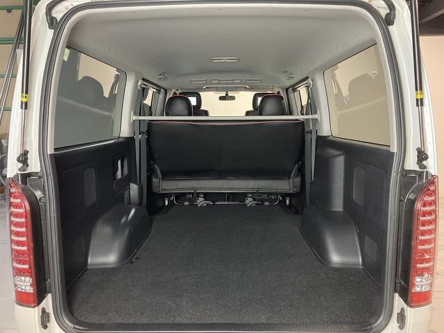 ロングスーパーGL 自社ユーザー買取車・ES18インチAW・フロントリップッスポイラー・リアスムージングバンパー・シートカバー・ケンウッドSDナビゲーション・HIDヘッドライト・ホワイトパール・AC100V電源(39枚目)